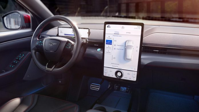 Ford SYNC Mustang Mach-E 2020