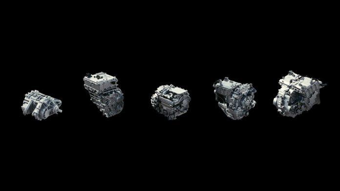 Ultium Drive General Motors 2020