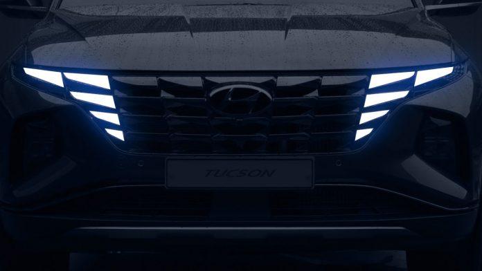 2021 νέο Hyundai Tucson