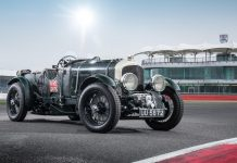 Bentley Blower 2020