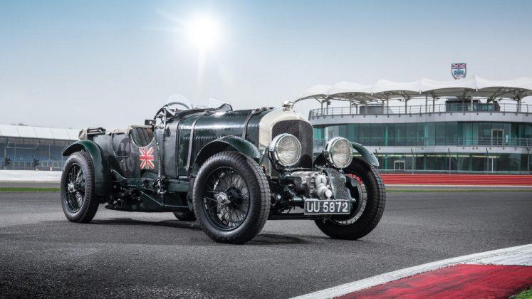 Bentley Blower 2020