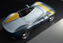 Monza SP1 Ferrari Compasso D'Oro