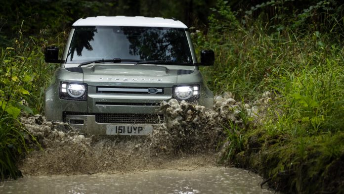 Land Rover Defender PHEV 2020