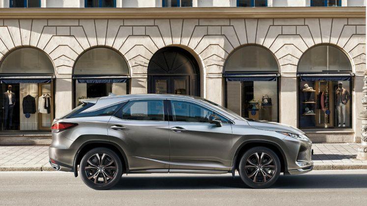Lexus RX Sport Edition 2020