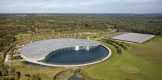McLaren κεντρικά Woking Αγγλία