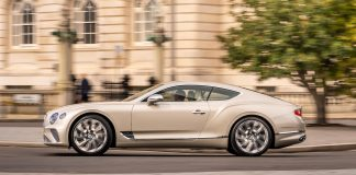 Νέα Bentley Continental GT Mulliner