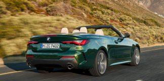 BMW 4 Convertible 2020