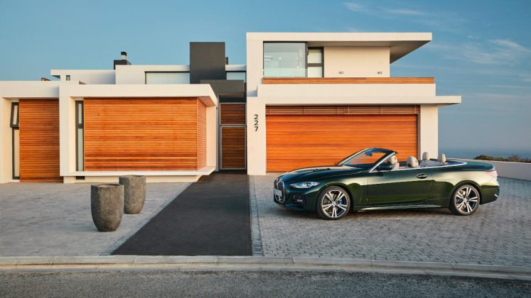BMW 4 Convertible 2020