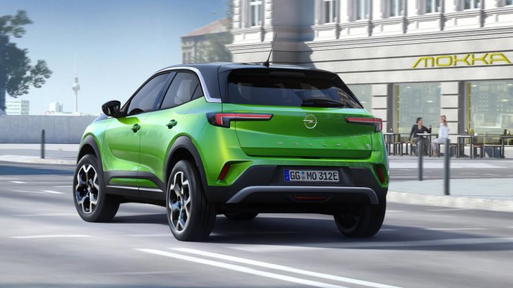 Opel Mokka 2020 Νέα γενιά