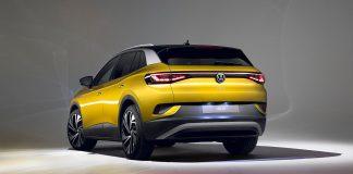 Νέο ηλεκτρικό VW ID.4 2020