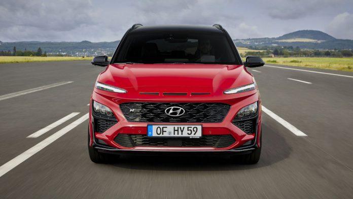2021 Hyundai Kona N Line