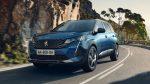 Ανανεωμένο Peugeot 5008 2021