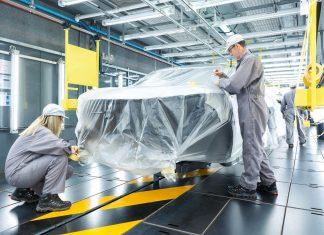 Nissan Juke βαφή 2020