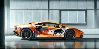 Lamborghini Avetnador ορόσημο παραγωγής 2020