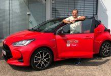 Νέο Toyota Yaris 2020
