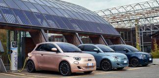 Ηλεκτρικό Fiat 500 τιμές εκδόσεις Ελλάδα