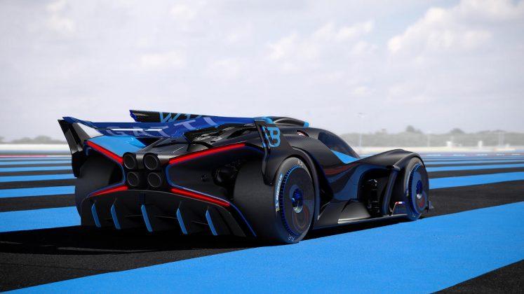 Bugatti Bolide 2020