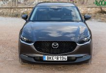 Mazda CX-30 ανανέωση 2021 τιμή