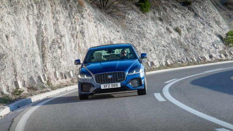 Νέα Jaguar XF 2021