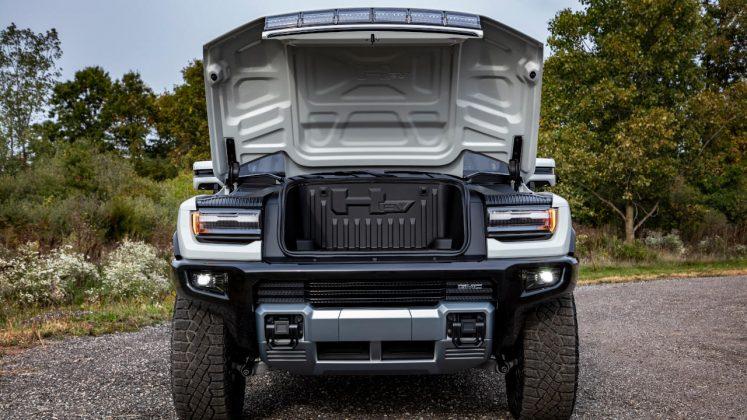 2021 Hummer EV 1000 PS