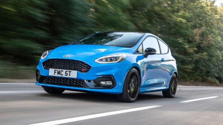 20202 Ford Fiest ST Edition
