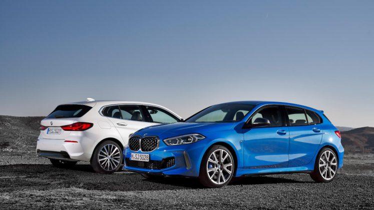 BMW 116i νεά έκδοση Advantage