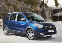 Dacia Lodgy 2020 τιμές