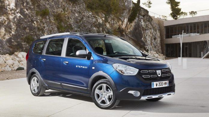 Dacia Lodgy 2020 τιμές