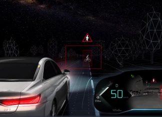 DS Automobiles οδήγηση νύχτα