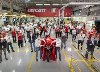 Ducati Multisrada V4 2020