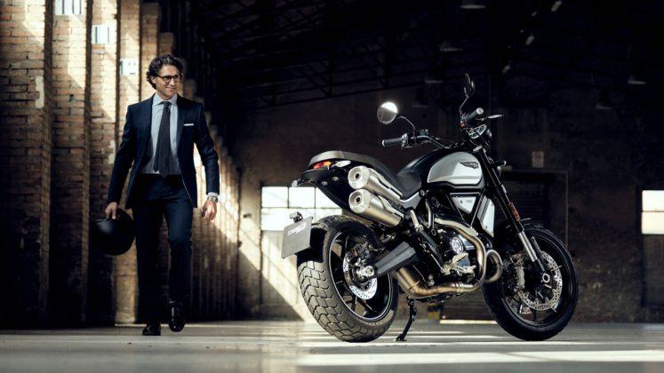 Ducati Scrambler 1100 Dark PRO 2020