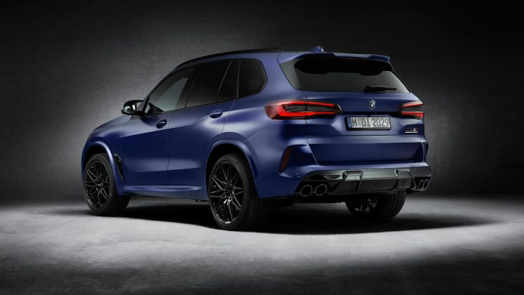 First Edition X5 M Competition