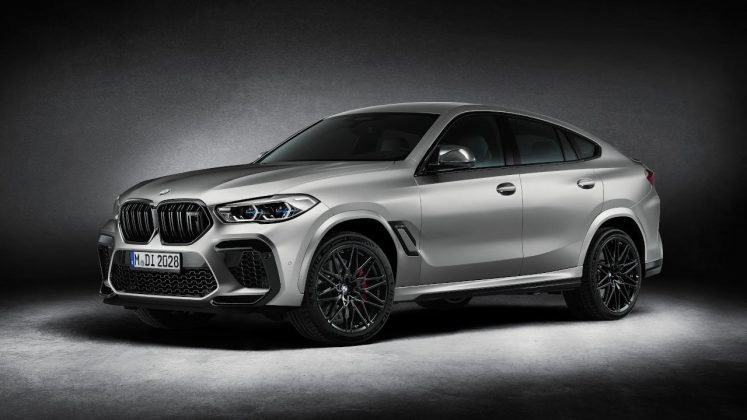 First Edition X6 M Competition