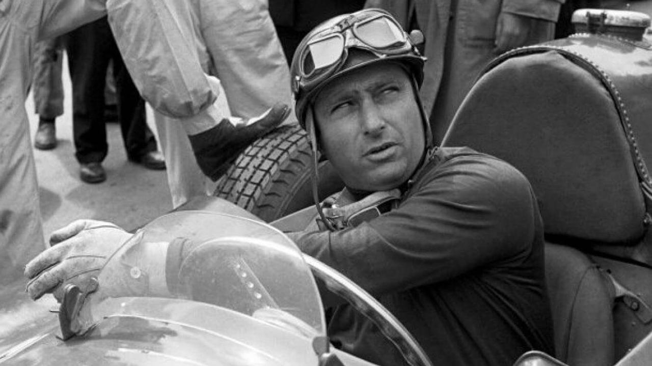 Juan Manuel Fangio - paratsouklia F1