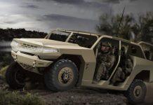 Kia στρατιωτικά οχήματα 2020