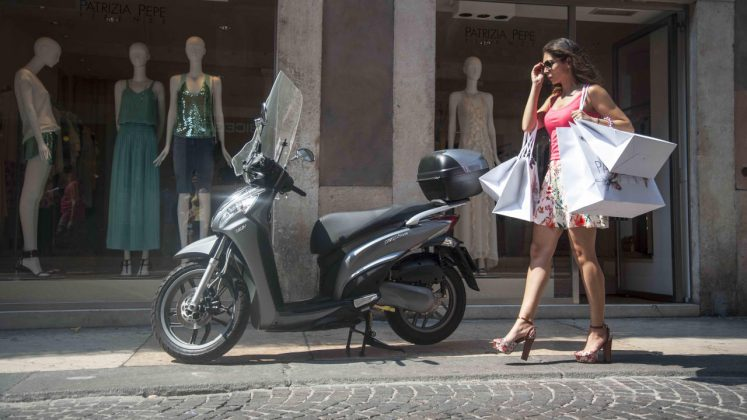 Kymco People One 125i