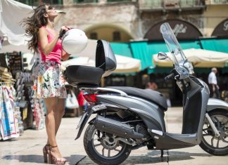 kymco people one 125i cbs 2020 προσφορά