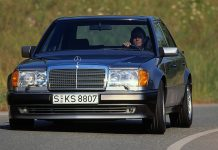Mercedes-Benz 500 E (W 124) 1990
