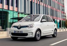 2020 Renault Twingo Electric