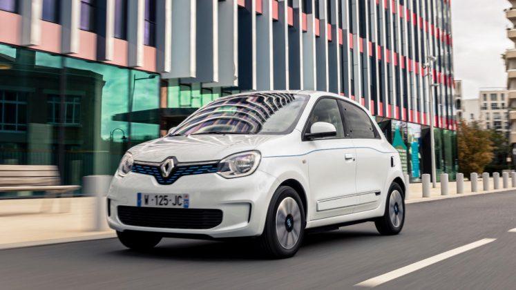 2020 Renault Twingo Electric