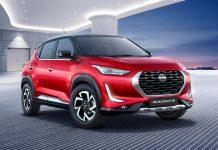2020 Nissan Magnite SUV νέο