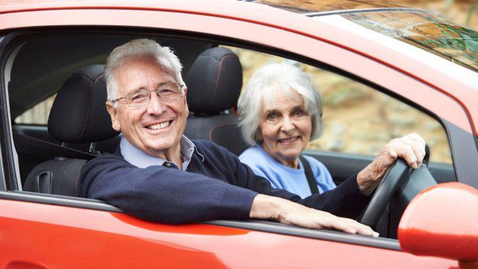 Οδήγηση, συμβουλές και τρίτη ηλικία
