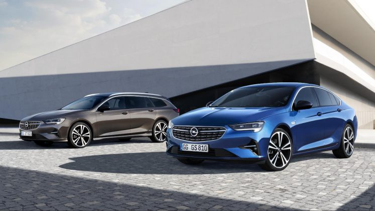 Opel Insignia 2020 νέος κινητήρας