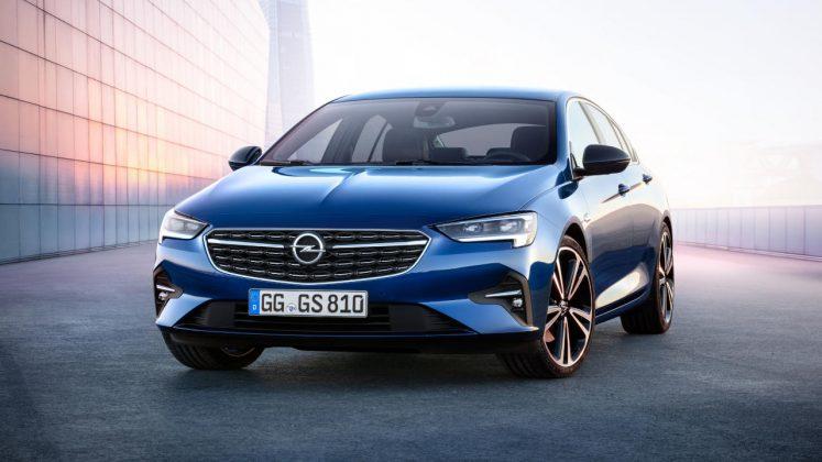Opel Insignia νέος κινητήρας 2020