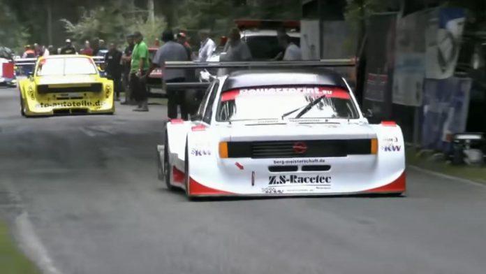 Opel Kadett ήχος, αναβάσεις