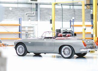 RBW Roadster MGB 2020 ηλεκτρικό