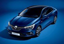 Renault Megane Sedan 2020