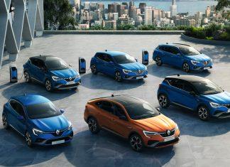 Renault E-Tech υβριδικές εκδόσεις 2020