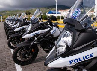 Suzuki V-Strom Ελληνική αστυνομία 2020
