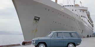 Mazda οικογενειακά 100 χρόνια